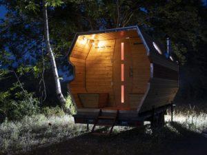 Mobile Sauna Leipzig
