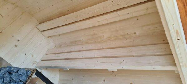 Fasssauna in Olpe mieten auf Sauna-Rental.com